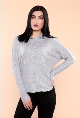 Zemin Giyim Çeşme Kadın Gömlek-5356