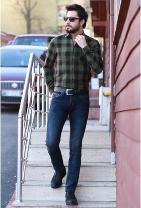 Zemin Giyim Erkek Kot Pantolon-5339