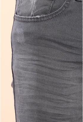 Zemin Giyim Erkek Kot Pantolon-4138
