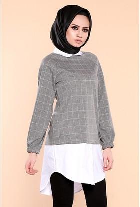 Zemin Giyim Helly Kadın Tunik-Ht5678