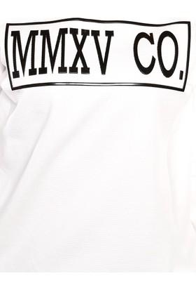 Zemin Giyim Mm Xv Baskılı Sweat-7050