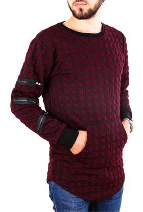 Madmext Bordo Sweatshirt 2109