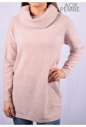Only Kadın Uzun Kazak 15139172 Long Pullover Knt