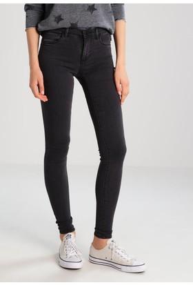 Only Kadın Kot Pantolon 15139192 Dark Grey Denim