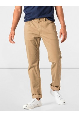 Dockers Erkek Kot Kesimi Gabardin Pantolon 38665-0001 Std Jean Cut Sateen