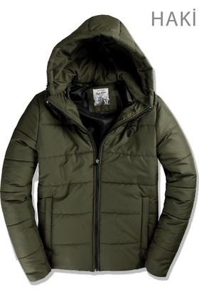 Phazz Brand Erkek Kışlık Şişme Mont 1015