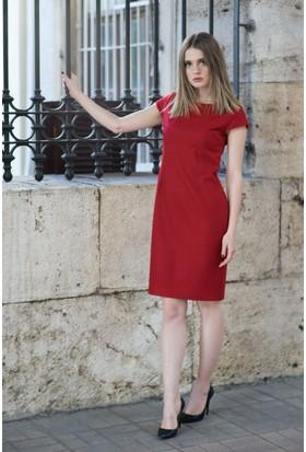 Stil Town Kaşe Elbise