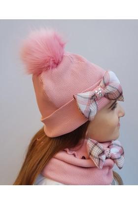Babygiz Şapka Boyunluk Takım Nsb037