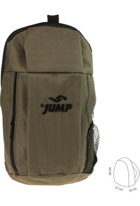 Jump 1010 Sırt Si Haki Unisex Çanta