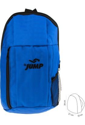 Jump 1010 Sırt Si Mavi Unisex Çanta