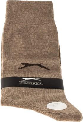 Slazenger Sly4xcre007 Çorap Bej Unisex Aksesuar