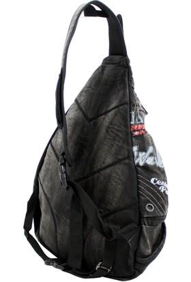 Ççs 50794-S Orjinal Siyah Sırt Askılı Çanta
