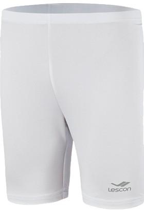 Lescon 14T-4036 Beyaz Erkek Tayt