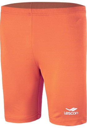 Lescon 14T-4036 Neon Oranj Erkek Tayt