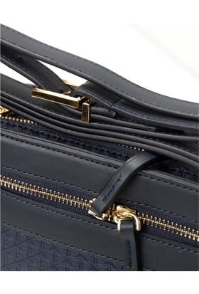U.S. Polo Assn. Lacivert Bayan Çapraz Askılı Çantası Us17518
