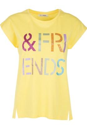 Fashion Friends Kadın Tshirt 0201