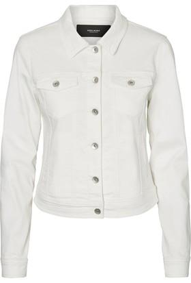 Vero Moda Kadın Kot Ceket 10193085