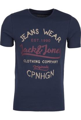 Jack Jones Erkek Tshirt 12140913