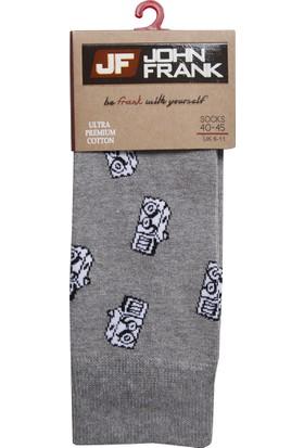 John Frank Erkek Çorap Jflsmc0501