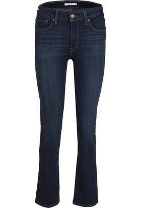 Levis 714 218340053 Jeans Kadın Kot Pantolon