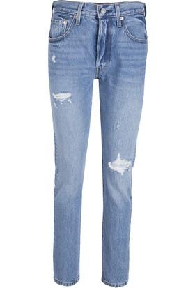 Levis 501 295020034 Jeans Kadın Kot Pantolon