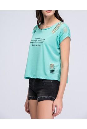 Loft Kadın Tişört 2015003