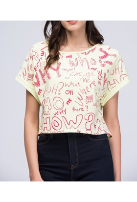 Loft Kadın Tişört 2013747