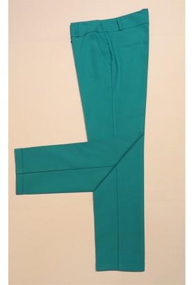 Jument 2051 Petrol Kadın Pantolon