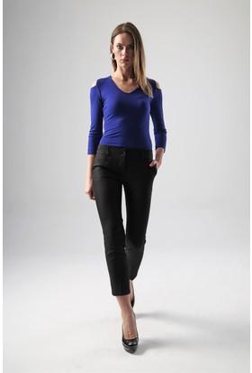 Jument 2051 Siyah Kadın Pantolon