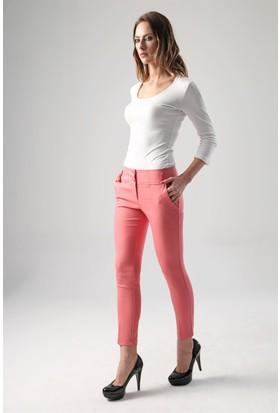Jument 2199 Gül Kurusu Kadın Pantolon
