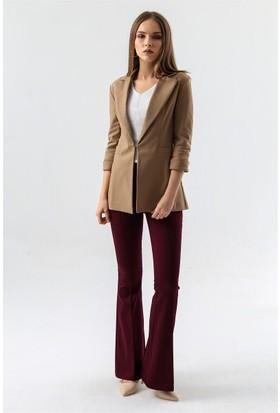 Jument 2271 Camel Kadın Ceket