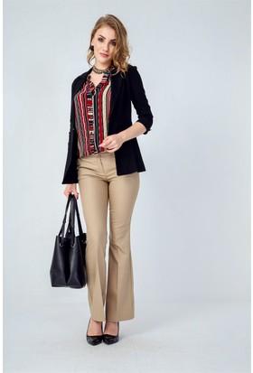 Jument 2271 Siyah Kadın Ceket
