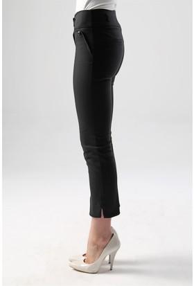 Jument 2346 Siyah Kadın Pantolon