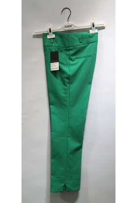 Jument 2346 Yeşil Kadın Pantolon