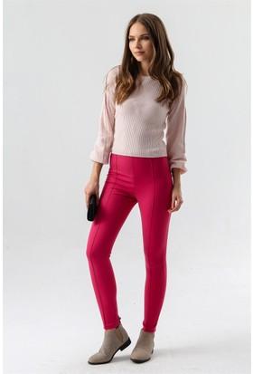 Jument 2399 Pembe Kadın Pantolon