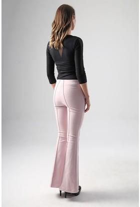 Jument 2412 Pudra Kadın Pantolon