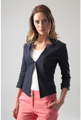 Jument 2414 Lacivert Kadın Ceket