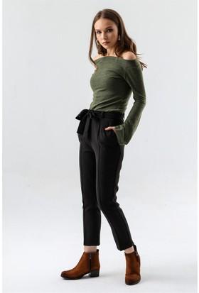 Jument 2427 Siyah Kadın Pantolon