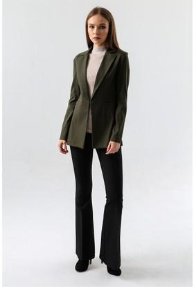 Jument 2435 Haki Kadın Ceket