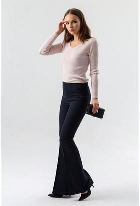 Jument 2438 Lacivert Kadın Pantolon