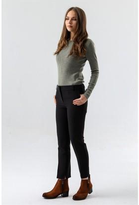 Jument 2443 Siyah Kadın Pantolon