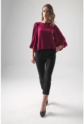 Jument 3786 Magenta Kadın Bluz