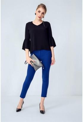 Jument 3952 Siyah Kadın Bluz