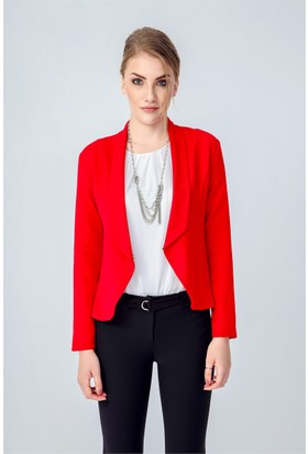 Jument 3995 Koral Kadın Ceket