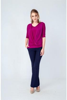 Jument 5894 Magenta Kadın Bluz