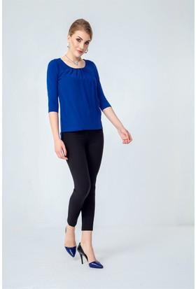 Jument 5896 Saks Kadın Bluz