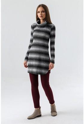 Jument 6051 Anrasit Ç Kadın Bluz