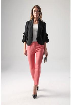Jument 6166 Siyah Kadın Ceket