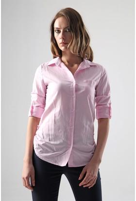 Jument 6171 Pudra Kadın Gömlek