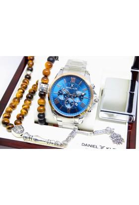 Daniel Klein Yeni Model DK315827 Erkek Saat Kombini